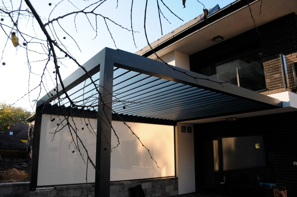 an example of a pergola from Hungary